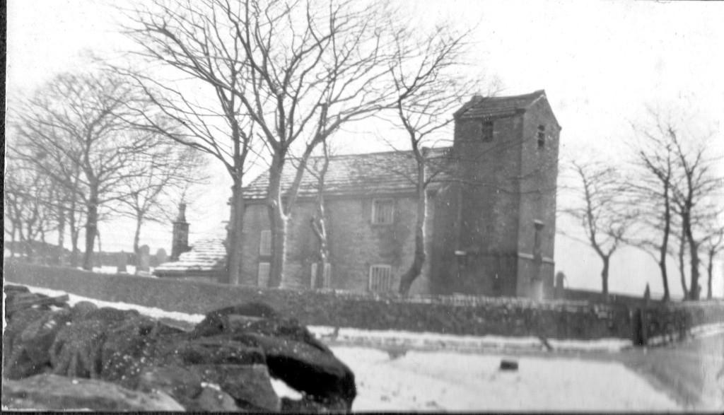 Jenkin Chapel, Saltersford